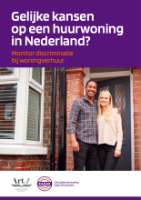 Monitor discriminatie bij woningverhuur
